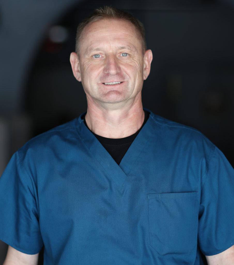 Darek Kwiecinski, PT