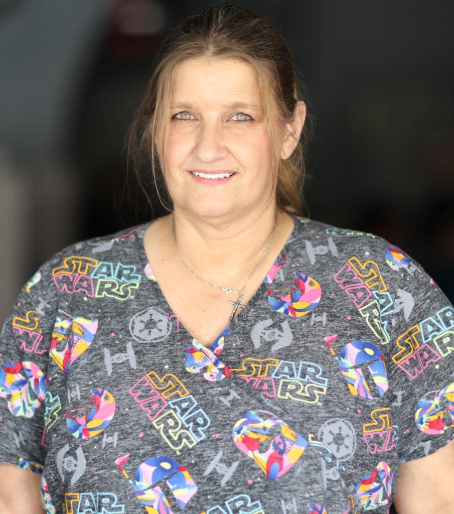 Sherry Sutherland, LVN